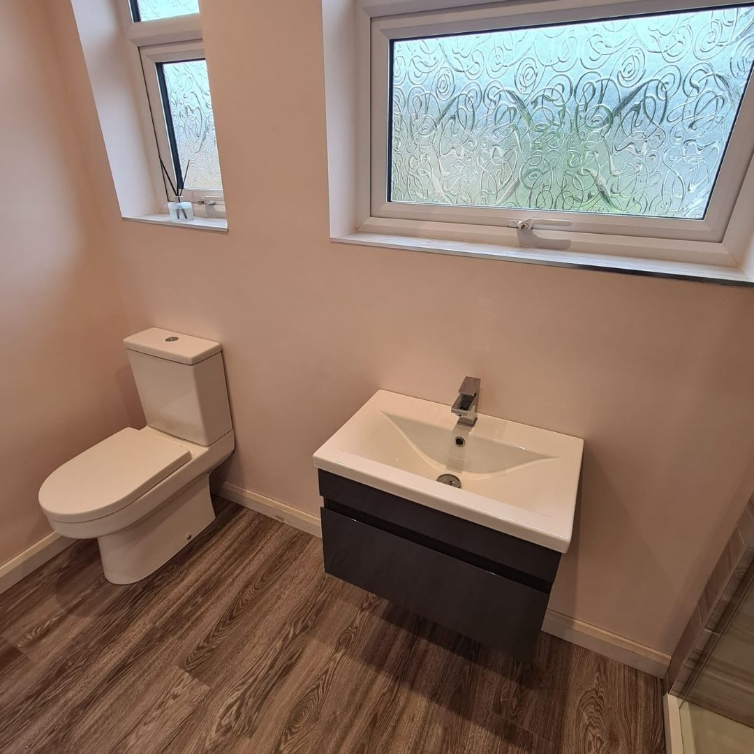 toiler and sink fitting worcester