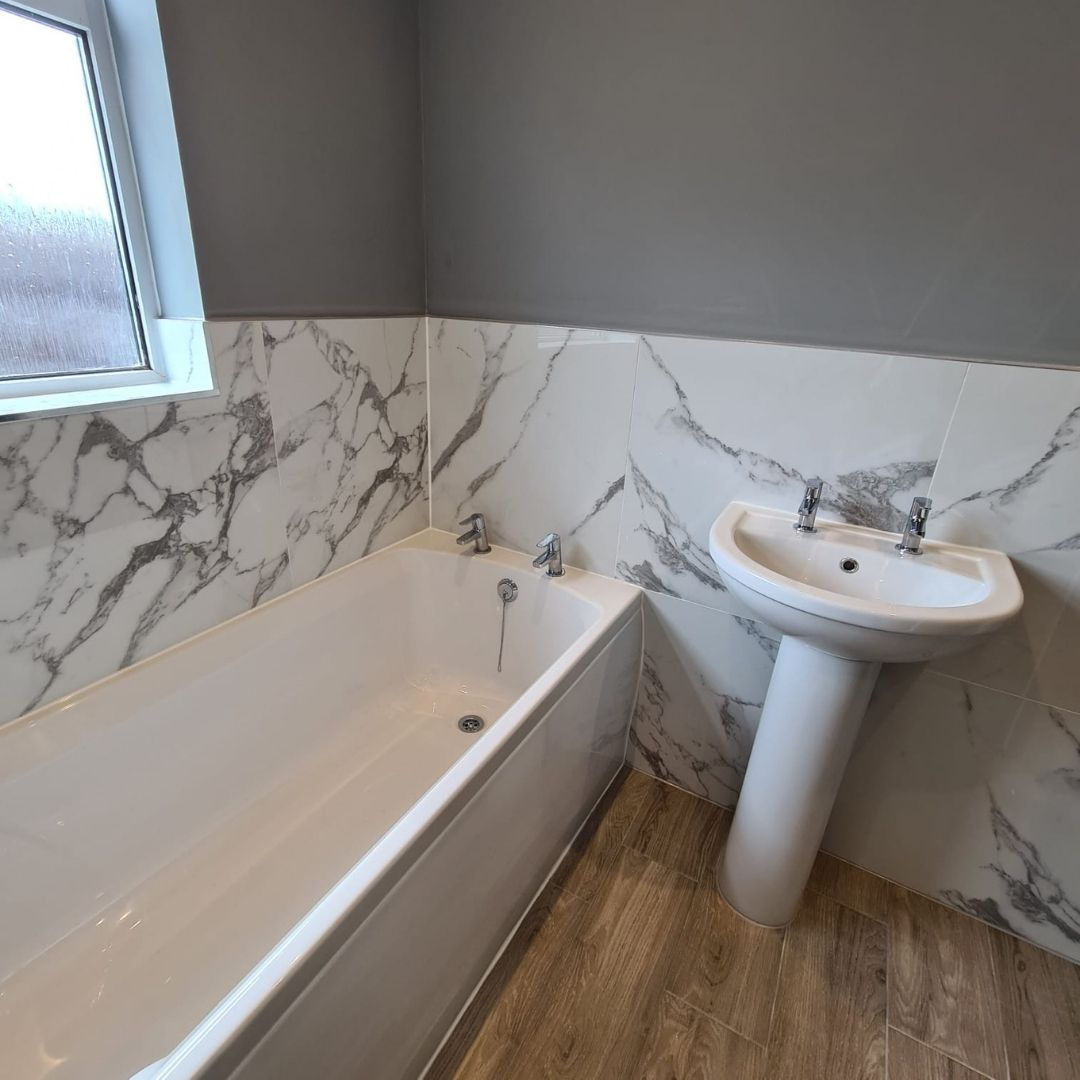 bath and sink fitting
