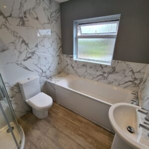 bath and toiler fitting