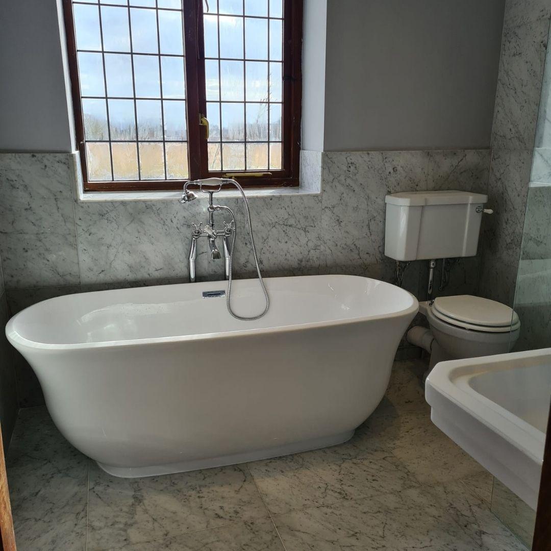 bathroom fitters in Worcester