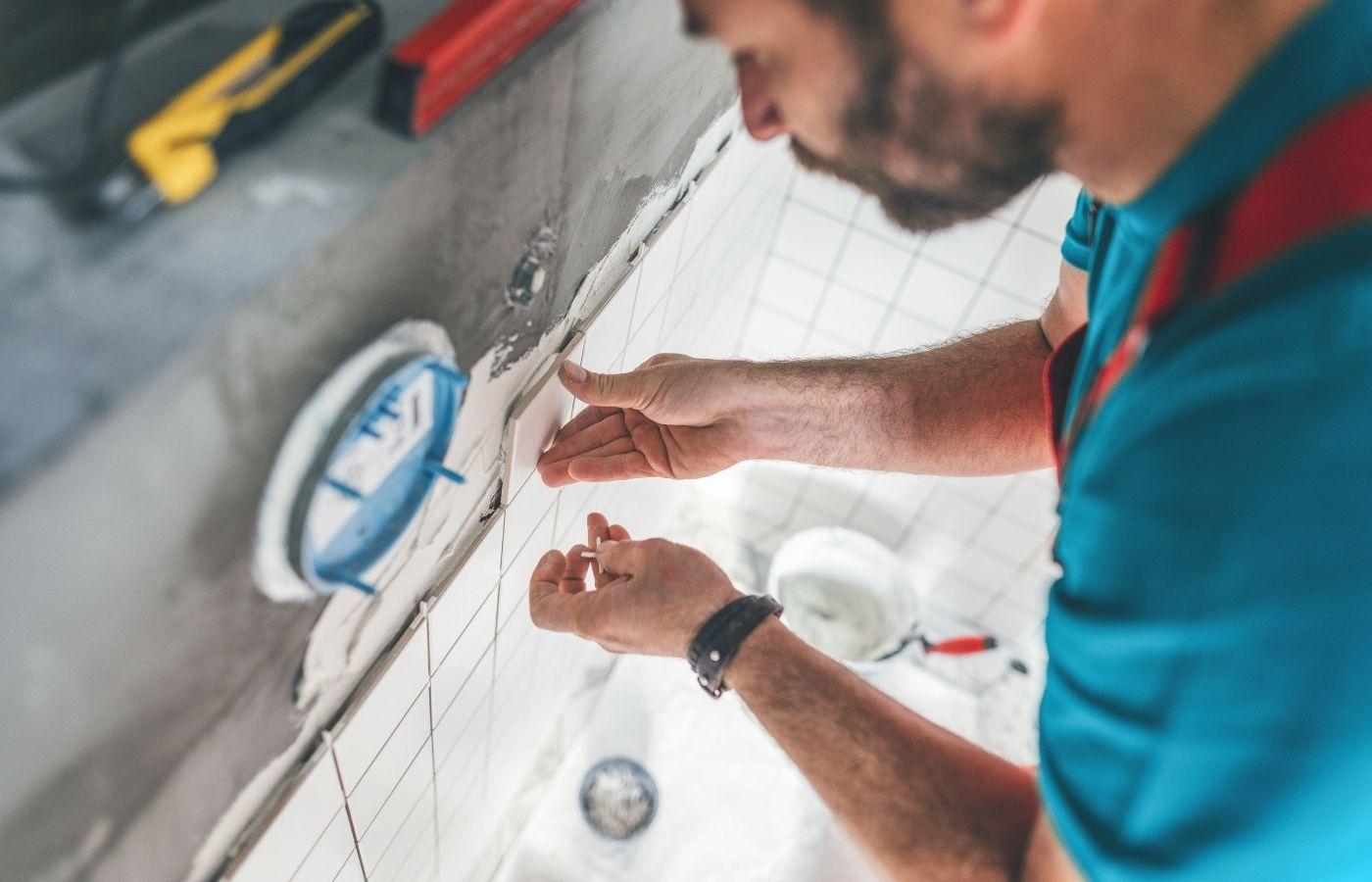 bathroom tiling worcester