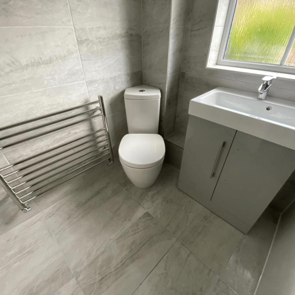 Bathroom Remodel Worcester