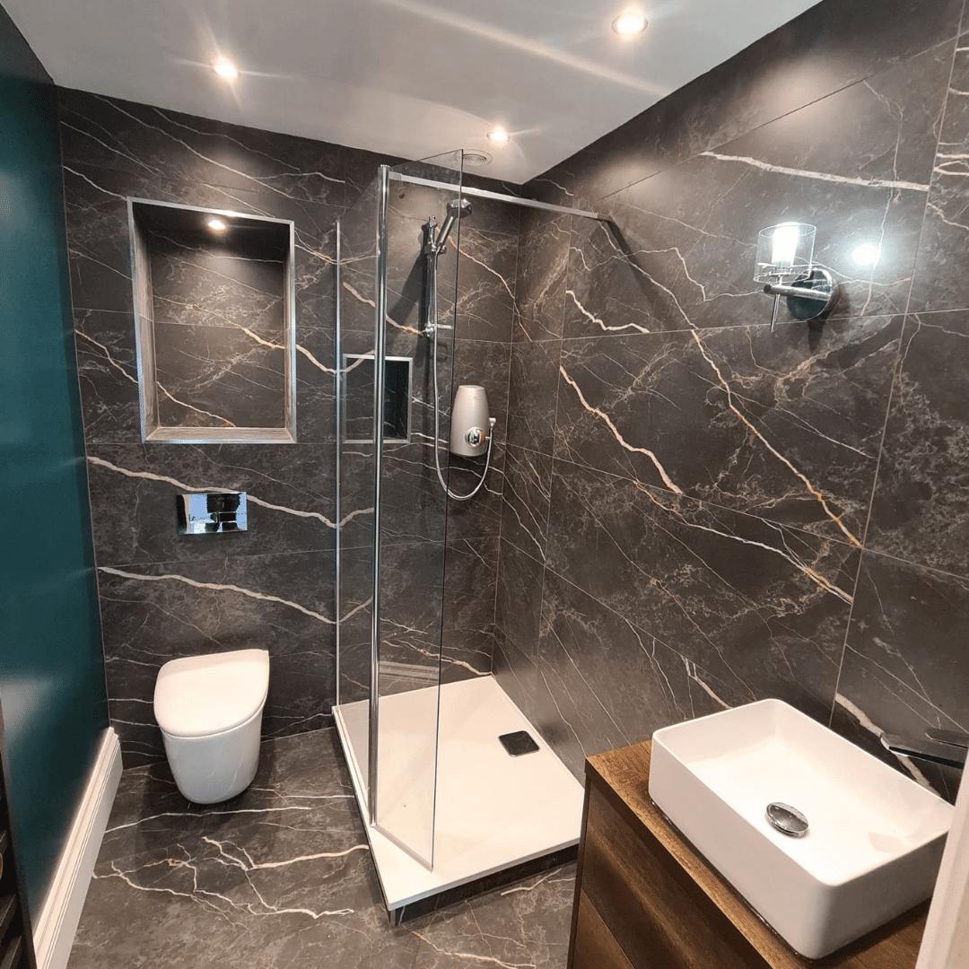 bathroom fitting Worcestershire